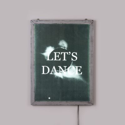 Light Up Lets Dance Picture Frame