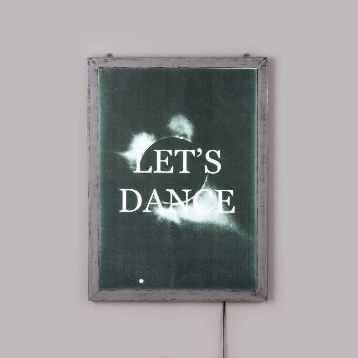 Lets Dance Bowie Retro Signs £ 225.00 Store UK, US, EU, AE,BE,CA,DK,FR,DE,IE,IT,MT,NL,NO,ES,SE