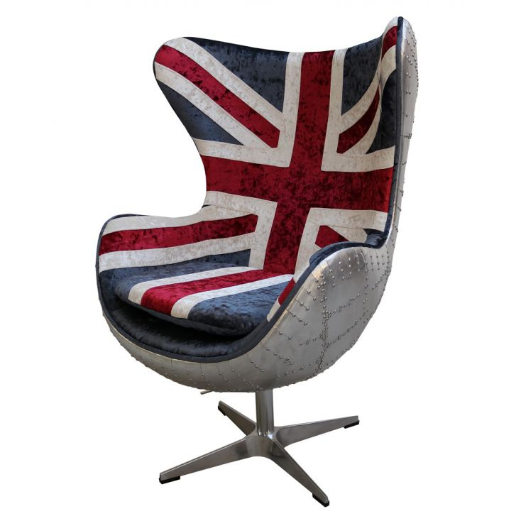 Aviator Union Jack Chair Sofas and Armchairs Smithers of Stamford £ 1,317.00 Store UK, US, EU, AE,BE,CA,DK,FR,DE,IE,IT,MT,NL,...