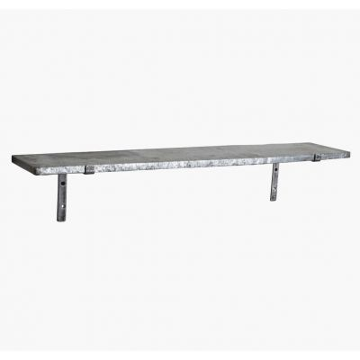 Zinc Shelf This And That Smithers of Stamford £ 50.00 Store UK, US, EU, AE,BE,CA,DK,FR,DE,IE,IT,MT,NL,NO,ES,SE