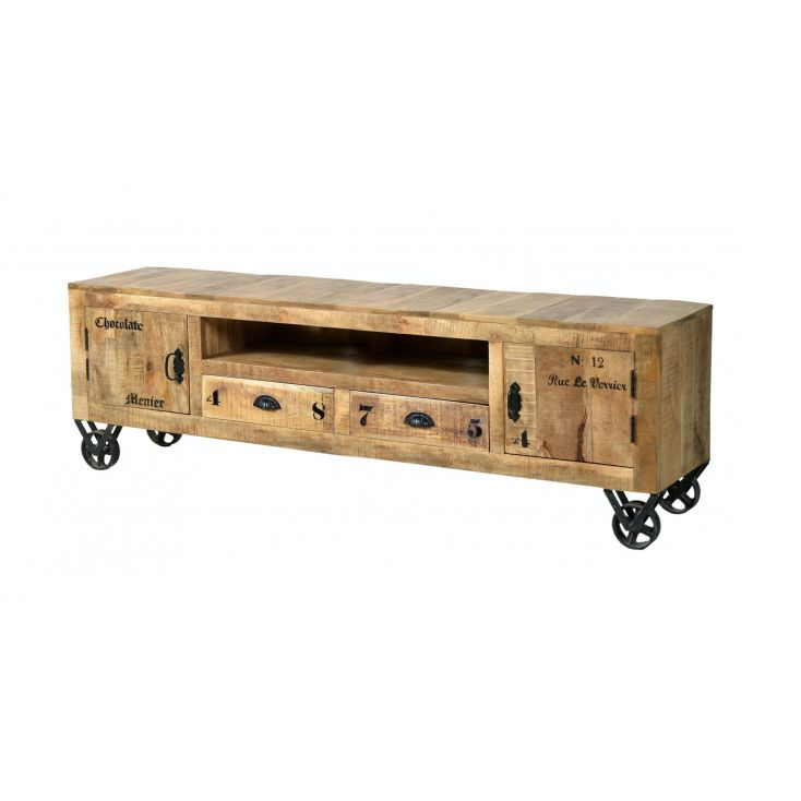 Menier Chocolate Rustic Tv Console Vintage Furniture Smithers of Stamford £ 1,200.00 Store UK, US, EU, AE,BE,CA,DK,FR,DE,IE,I...