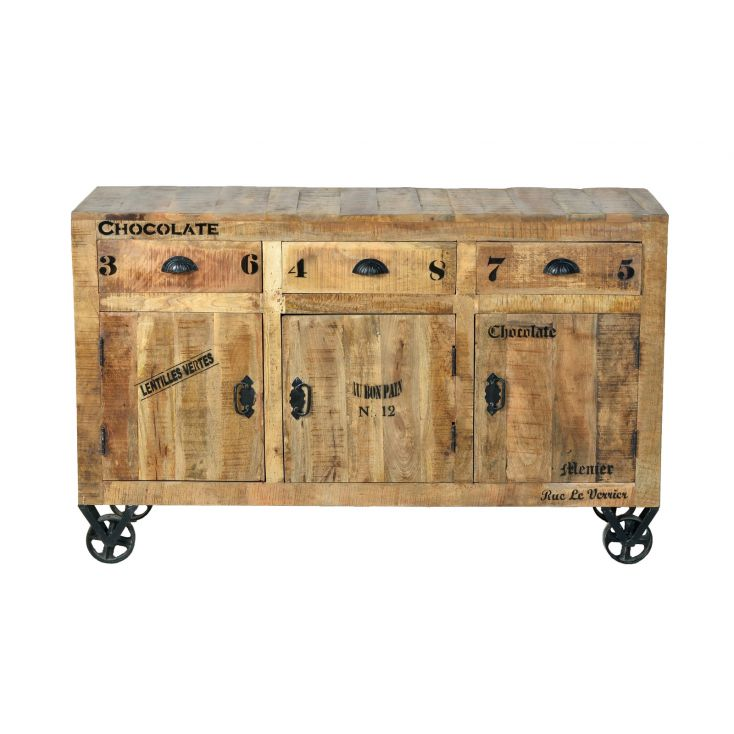 Menier Chocolate Rustic Sideboard Cabinet Vintage Furniture Smithers of Stamford £ 1,150.00 Store UK, US, EU, AE,BE,CA,DK,FR,...