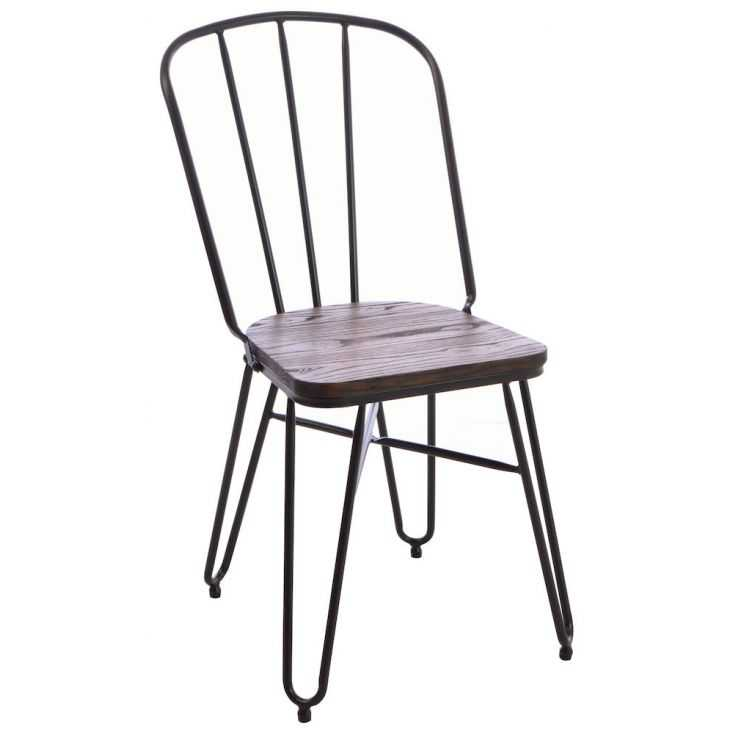 Hairpin Dining Chair Outdoor Furniture Smithers of Stamford £ 240.00 Store UK, US, EU, AE,BE,CA,DK,FR,DE,IE,IT,MT,NL,NO,ES,SE