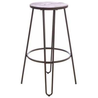 Hairpin Bar Stools