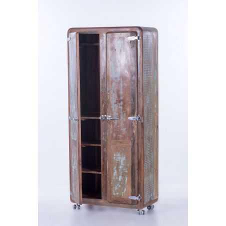 Reclaimed Wood Wardrobe Bedroom  Smithers of Stamford £2,300.00 Store UK, US, EU, AE,BE,CA,DK,FR,DE,IE,IT,MT,NL,NO,ES,SE