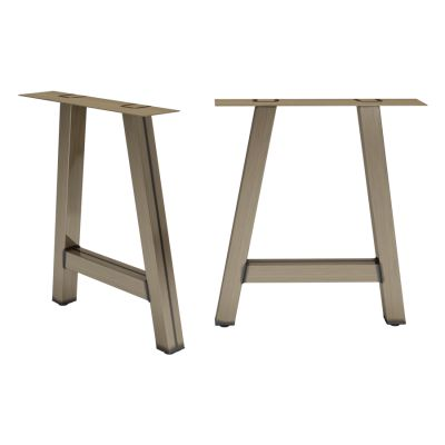 A Frame Metal Table Legs