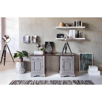 Pedestal Office Desk