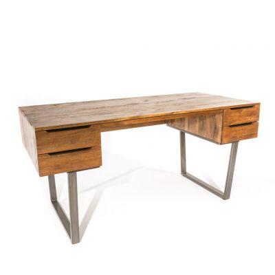 Rustic Home Office Desk