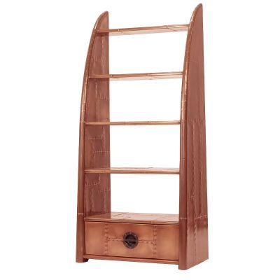 Spitfire Copper Bookcase