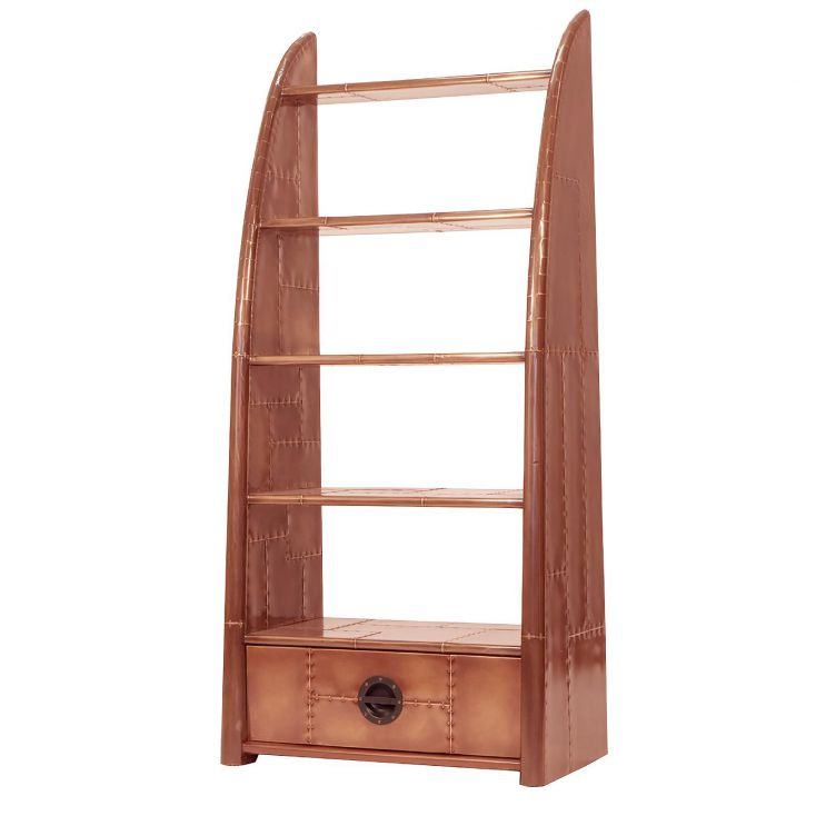 Spitfire Copper Bookcase Aviation Furniture Smithers of Stamford £ 1,850.00 Store UK, US, EU, AE,BE,CA,DK,FR,DE,IE,IT,MT,NL,N...