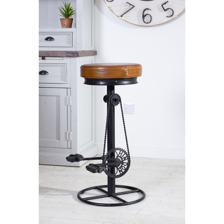 Bicycle Pedal Stool Vintage & Industrial Bar Stools Smithers of Stamford £ 250.00 Store UK, US, EU, AE,BE,CA,DK,FR,DE,IE,IT,M...