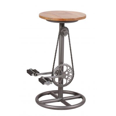 Bicycle Seat Bar Stool