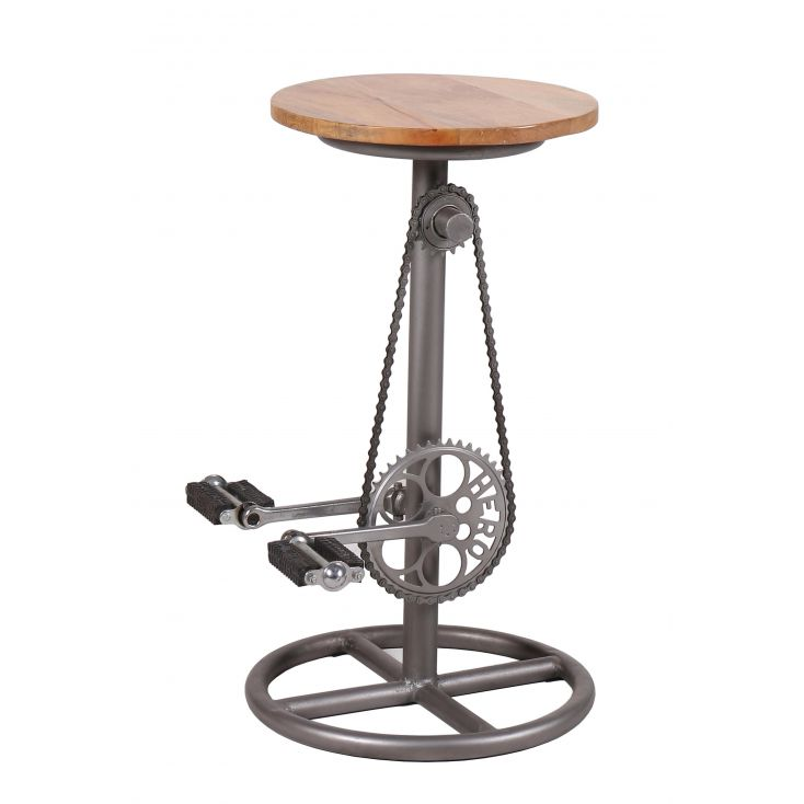 Bicycle Seat Bar Stool Man Cave Furniture & Decor Smithers of Stamford £ 260.00 Store UK, US, EU, AE,BE,CA,DK,FR,DE,IE,IT,MT,...