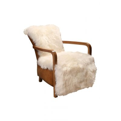 Sheepskin Chair