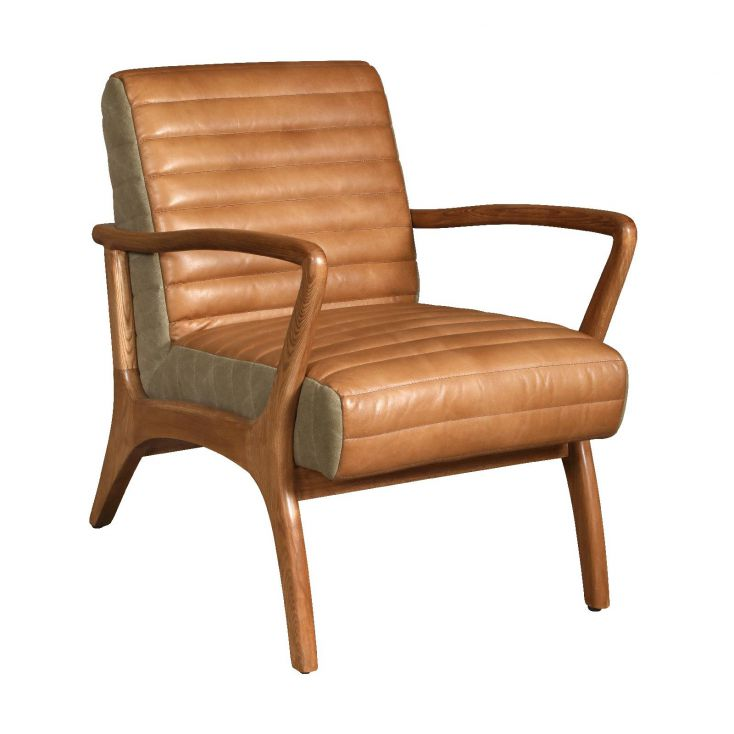 Tan Leather Armchair Designer Furniture Smithers of Stamford £ 837.00 Store UK, US, EU, AE,BE,CA,DK,FR,DE,IE,IT,MT,NL,NO,ES,SE