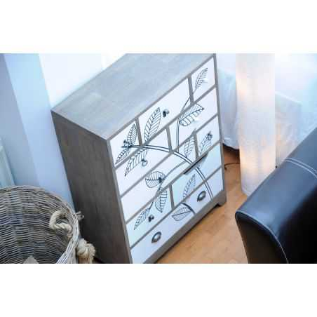 Nostalgic chest of drawers Home Smithers of Stamford £ 765.00 Store UK, US, EU, AE,BE,CA,DK,FR,DE,IE,IT,MT,NL,NO,ES,SE