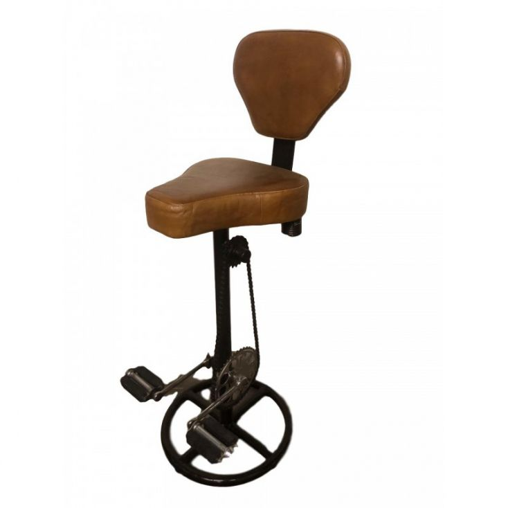 Bicycle Pedal Bar Stool Vintage & Industrial Bar Stools Smithers of Stamford £ 171.00 Store UK, US, EU, AE,BE,CA,DK,FR,DE,IE,...