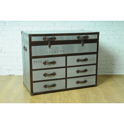Vintage Time Traveller Trunk Set