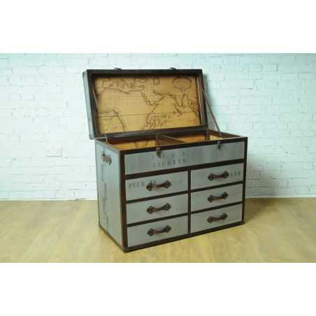 Vintage Time Traveller Trunk Set Trunk Chests Smithers of Stamford £ 1,350.00 Store UK, US, EU, AE,BE,CA,DK,FR,DE,IE,IT,MT,NL...