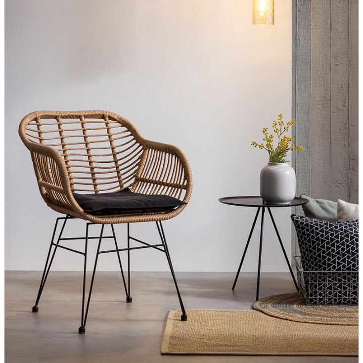 Garden Rattan Chair Set Outdoor Furniture Smithers of Stamford £ 299.00 Store UK, US, EU, AE,BE,CA,DK,FR,DE,IE,IT,MT,NL,NO,ES,SE