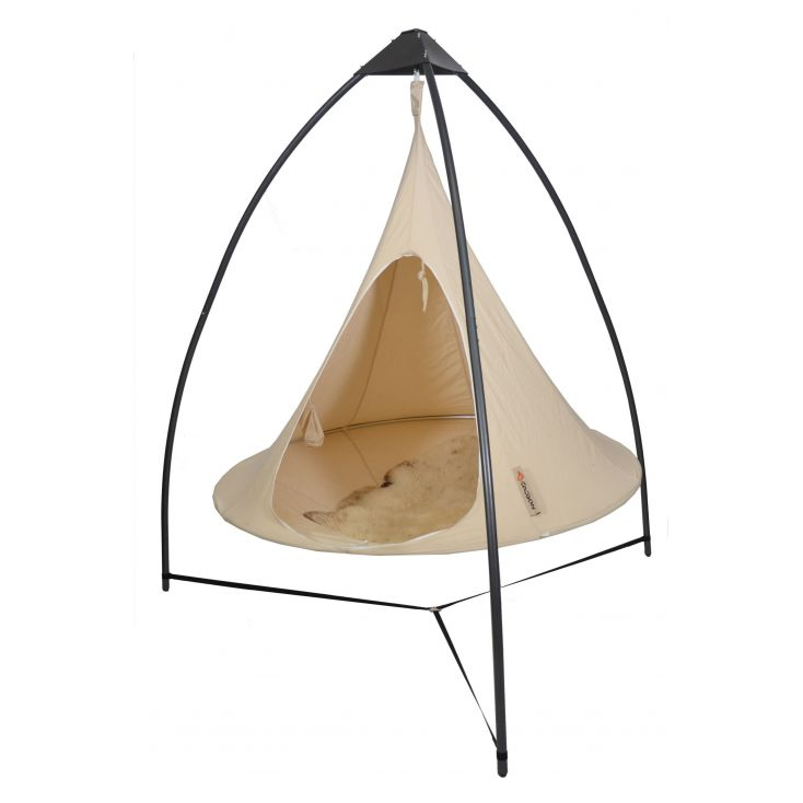 Cacoon Metal Tripod Cacoon Hammocks Cacoon £ 275.00 Store UK, US, EU, AE,BE,CA,DK,FR,DE,IE,IT,MT,NL,NO,ES,SE