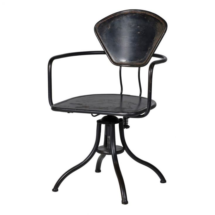 Industrial Desk Chair Office Smithers of Stamford £ 290.00 Store UK, US, EU, AE,BE,CA,DK,FR,DE,IE,IT,MT,NL,NO,ES,SE