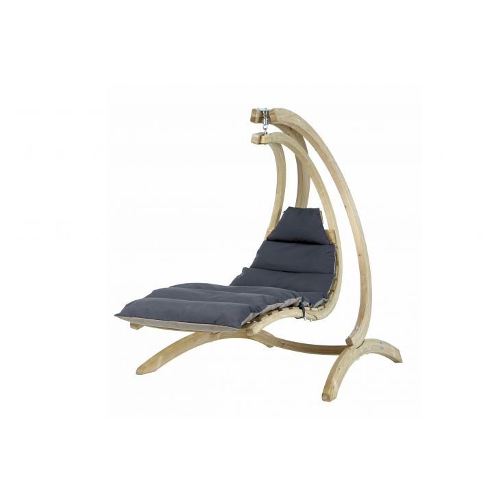Hanging Swing Lounger Chair Outdoor Furniture £ 529.00 Store UK, US, EU, AE,BE,CA,DK,FR,DE,IE,IT,MT,NL,NO,ES,SE