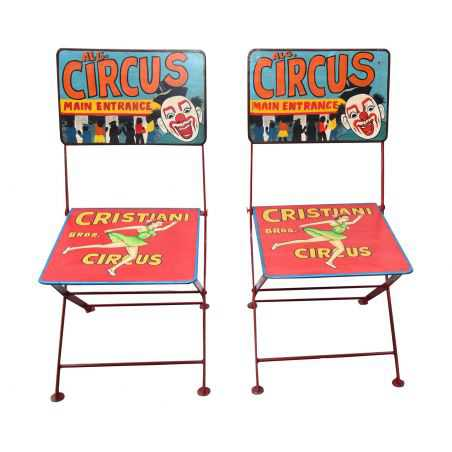 Circus Chairs Garden Furniture Smithers of Stamford £149.00 Store UK, US, EU, AE,BE,CA,DK,FR,DE,IE,IT,MT,NL,NO,ES,SE