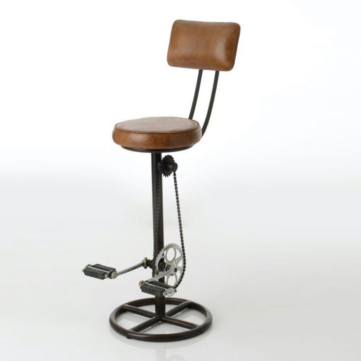 Vintage Bike Bar Stool Designer Furniture Smithers of Stamford £ 285.00 Store UK, US, EU, AE,BE,CA,DK,FR,DE,IE,IT,MT,NL,NO,ES,SE