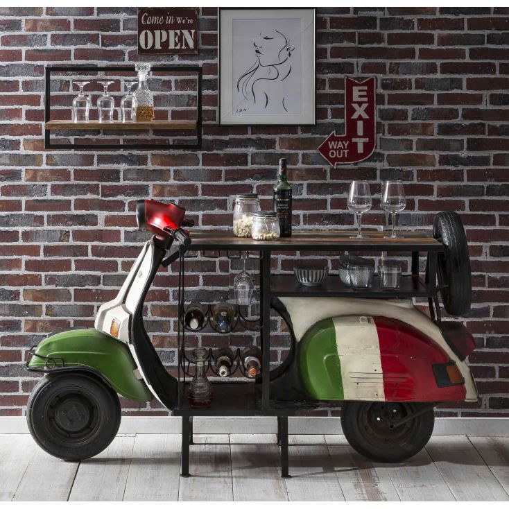 Vespa Cocktail Bars Home Bars Smithers of Stamford £ 1,656.00 Store UK, US, EU, AE,BE,CA,DK,FR,DE,IE,IT,MT,NL,NO,ES,SE