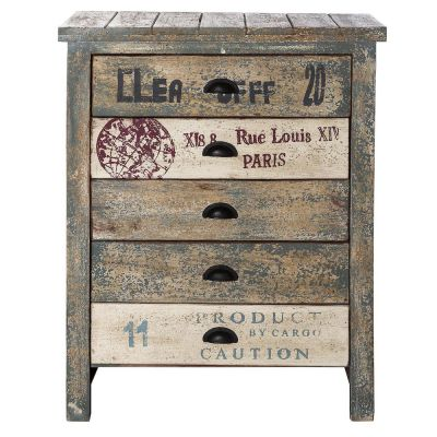 Rue Louis Paris Chest of Drawers