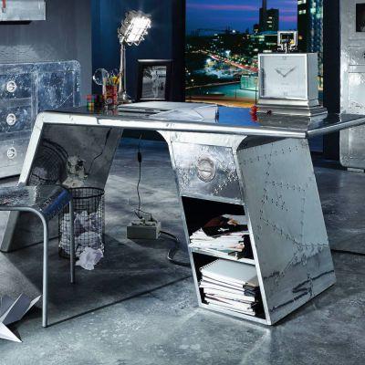 Aviator Airplane Wing Desk
