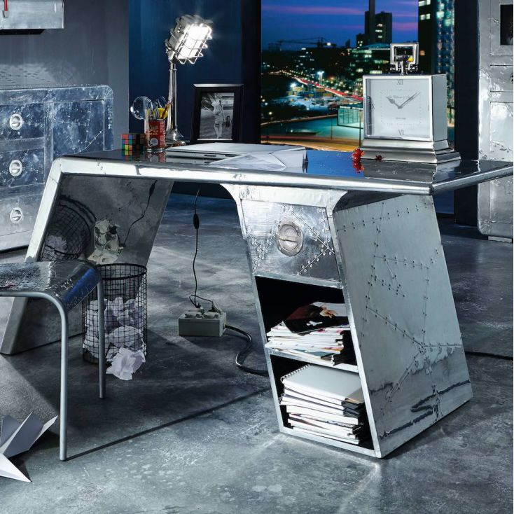 Aviator Airplane Wing Desk Office Smithers of Stamford £ 1,200.00 Store UK, US, EU, AE,BE,CA,DK,FR,DE,IE,IT,MT,NL,NO,ES,SE