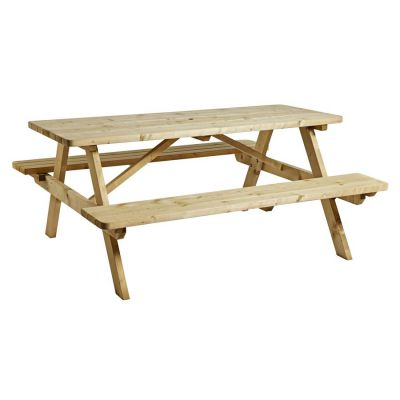 8 & 12 Seater Outdoor Garden Table