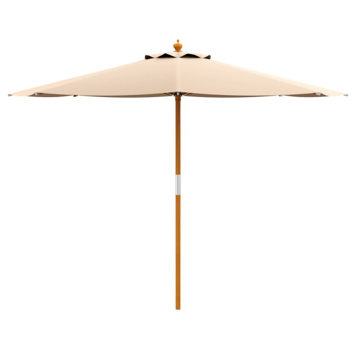 Parasol With Granite Base Outdoor Furniture £ 213.00 Store UK, US, EU, AE,BE,CA,DK,FR,DE,IE,IT,MT,NL,NO,ES,SE