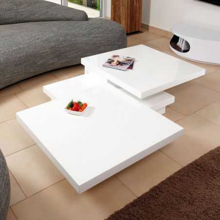 Milk Bar White Coffee Table Designer Furniture Smithers of Stamford £ 650.00 Store UK, US, EU, AE,BE,CA,DK,FR,DE,IE,IT,MT,NL,...