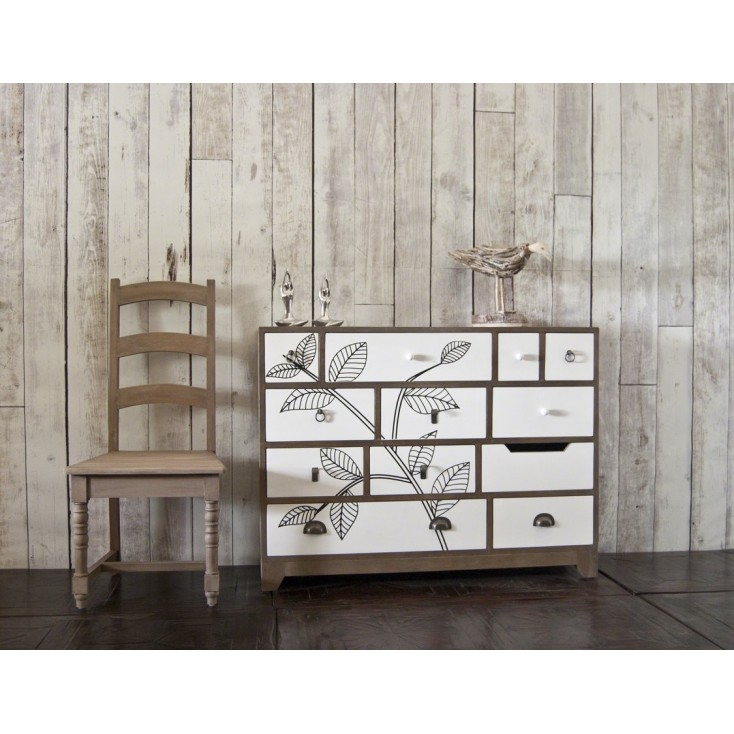 Nostalgic Retro Chest of Drawers