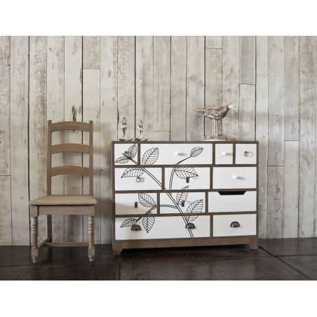 Nostalgic Retro Chest of Drawers Home Smithers of Stamford £ 790.00 Store UK, US, EU, AE,BE,CA,DK,FR,DE,IE,IT,MT,NL,NO,ES,SE