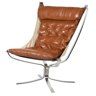 Battalion Leather Chair