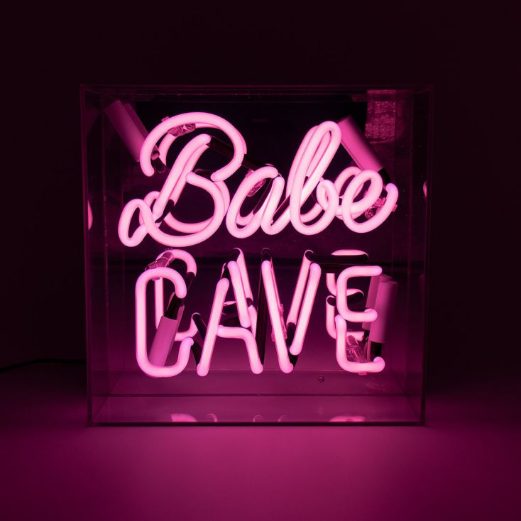 Babe Cave Neon Sign Neon Signs £ 94.95 Store UK, US, EU, AE,BE,CA,DK,FR,DE,IE,IT,MT,NL,NO,ES,SE