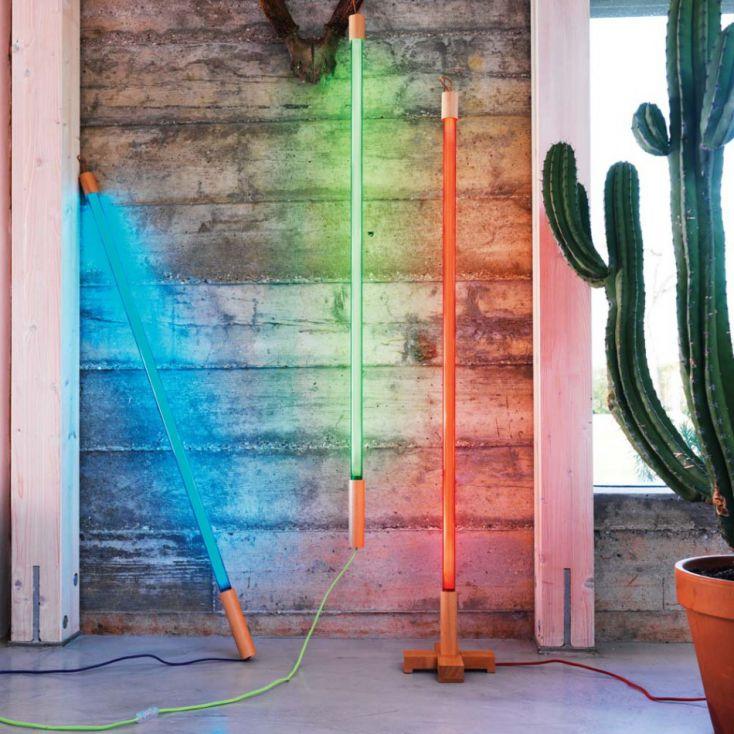 LINEA Neon Tube Lights Vintage Lighting Seletti £ 95.00 Store UK, US, EU, AE,BE,CA,DK,FR,DE,IE,IT,MT,NL,NO,ES,SE