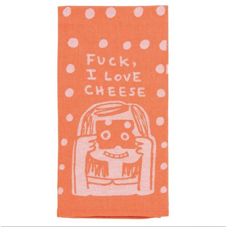 F_CK I love Cheese Tea Towel Kitchen & Dining Room £ 11.00 Store UK, US, EU, AE,BE,CA,DK,FR,DE,IE,IT,MT,NL,NO,ES,SE