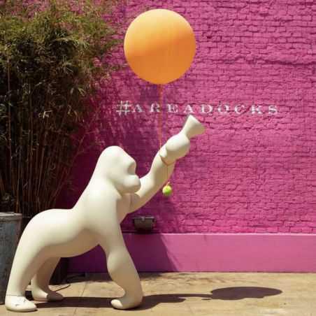 Qeeboo King Kong Lamp Designer Furniture  £ 1,070.00 Store UK, US, EU, AE,BE,CA,DK,FR,DE,IE,IT,MT,NL,NO,ES,SE