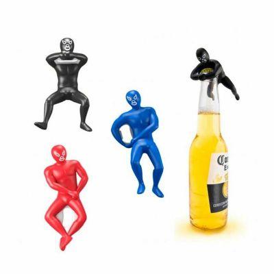Luchadores Bottle Opener