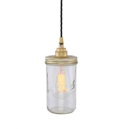 Jam Jar Pendant Light Vintage Lighting  Smithers of Stamford £ 86.00 Store UK, US, EU, AE,BE,CA,DK,FR,DE,IE,IT,MT,NL,NO,ES,SE