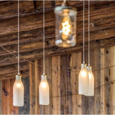 Milkman Pendant Light