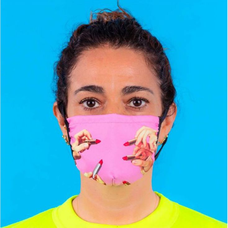 Seletti Face Masks Seletti Seletti £ 12.00 Store UK, US, EU, AE,BE,CA,DK,FR,DE,IE,IT,MT,NL,NO,ES,SE