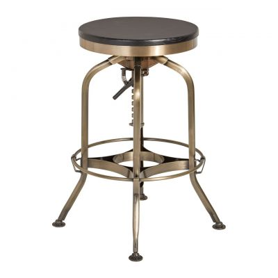 Tough Luxe Swivel Bar Stools