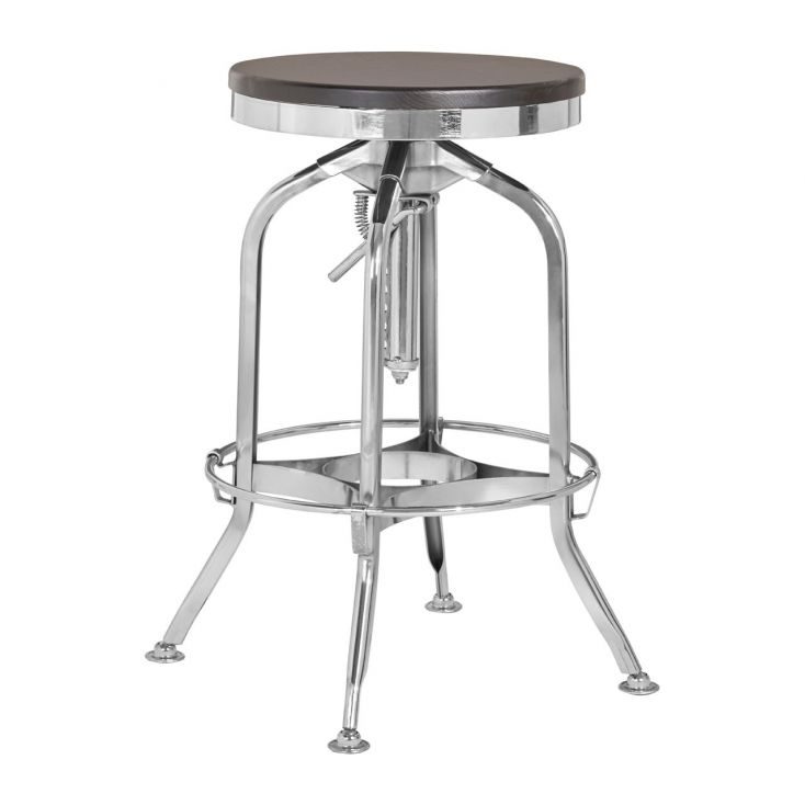 Tough Luxe Swivel Bar Stools Kitchen & Dining Room Smithers of Stamford £ 315.00 Store UK, US, EU, AE,BE,CA,DK,FR,DE,IE,IT,MT...