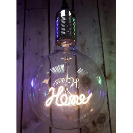 Neon Pendant Light Bulb Retro Lighting  Smithers of Stamford £ 28.00 Store UK, US, EU, AE,BE,CA,DK,FR,DE,IE,IT,MT,NL,NO,ES,SE